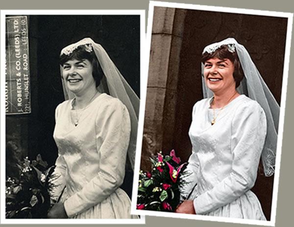 Photo Restoration   Photo Retouching, Restore Old Photos